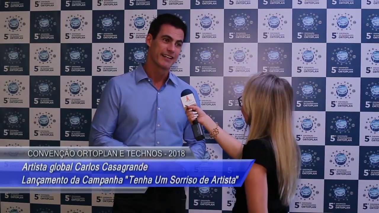 Entrevista com Ator Carlos Casa Grande #3