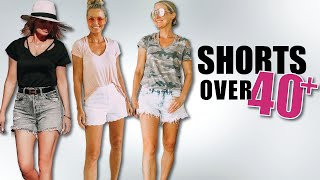You Might Be Wearing Your Shorts WRONG (Fashion Over 40, Style Over 40)