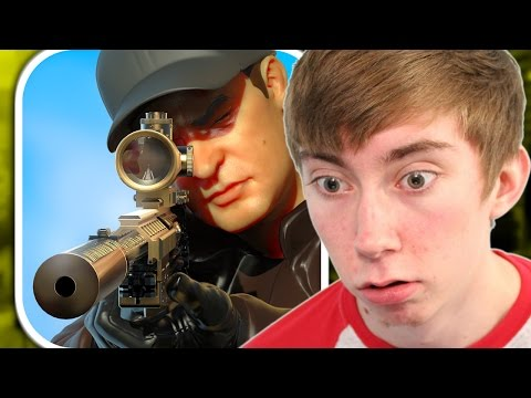 SNIPER 3D ASSASSIN: SHOOT TO KILL - BY FUN GAMES FOR FREE (iPhone Gameplay Video)