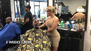 Why Male Clients Give Female Barbers Big Tips