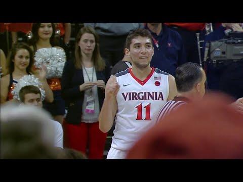 MEN'S BASKETBALL - Virginia vs. Louisville Highlights