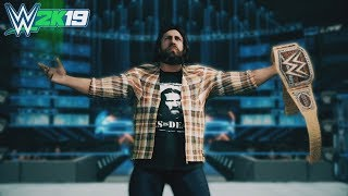 WWE 2K19 | A Special Look At The New Daniel Bryan