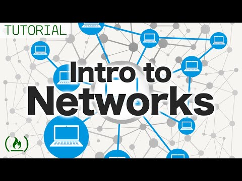 Intro to Computer Networks - Crash Course - YouTube