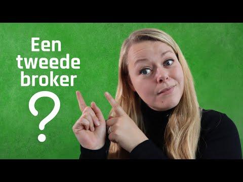 Video: waarom ik op zoek ben naar een tweede broker