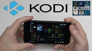 Get Kodi + Exodus On iOS FREE