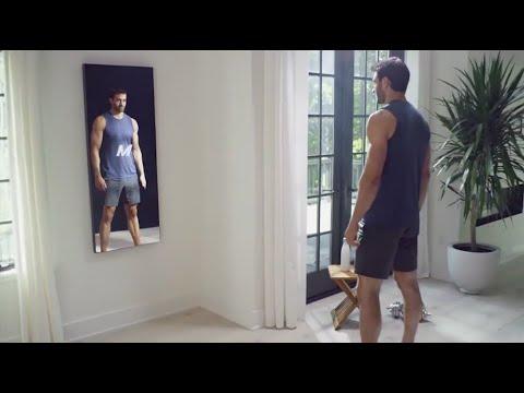 Умное зеркало расскажет вам о том, что вы на свете всех милее