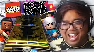 LEGO Rock Band (DRUMS) Full Playthrough Episode 1