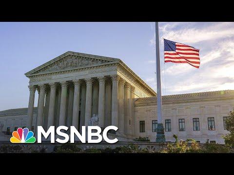 Pete Williams Breaks Down Future Supreme Court Scenarios | MSNBC