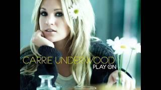 "Carrie Underwood ""Play On"" - Cowboy Casanova"