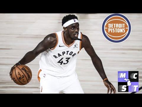 Should Detroit Pistons Trade For Pascal Siakam?