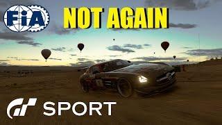GT Sport Not Again - FIA Round 7 Manufacturer