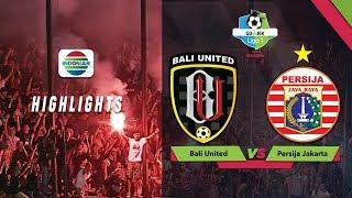 DRAMATIS! Persija Menang 2-1 Atas Bali United. Flare Dan Laser Mewarnai Pertandingan