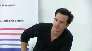 Эндрю Скотт, IdeasTap Q&A: Andrew Scott on Auditions