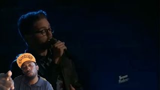 "Nice ! Josh kaufman  performs ""love runs out"" Finally goes up tempo !! the voice 2014 ?  ! reaction"