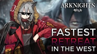 Projekt Red  - (Arknights) - FAST DEPLOY AND RETREAT IN ARKNIGHTS (FEATURING PROJEKT RED)