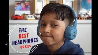 Best Headphones for Kids? - POGS Kids Headphones Bluetooth - The Gecko Review