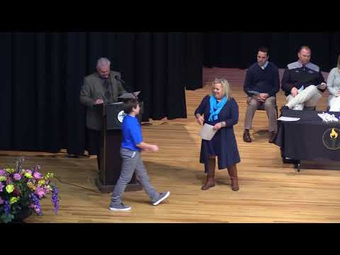2018 Columbia County Science Fair  AWARDS