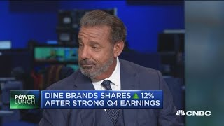 Dine Brands CEO: We're in a good place with consumer insight