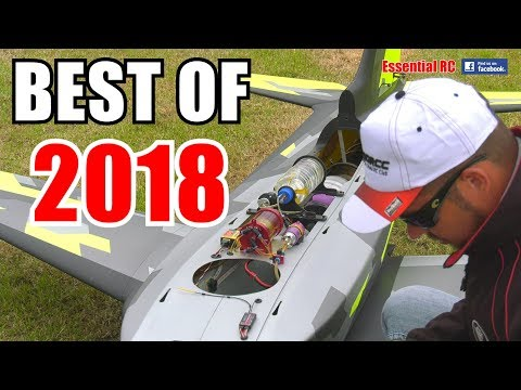 ③ BEST OF ESSENTIAL RC 2018 | LARGE SCALE AND FAST RC ACTION COMPILATION