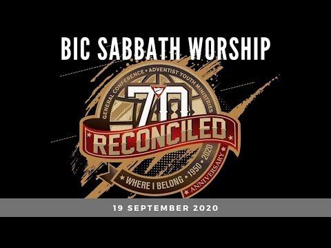 Sabbath Worship | 19 September 2020 | World Pathfinder Day