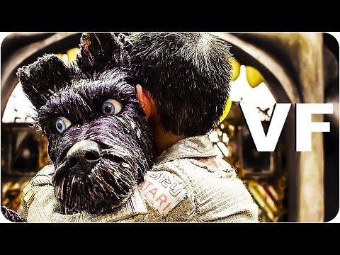 L'ÎLE AUX CHIENS Bande Annonce VF (2018)