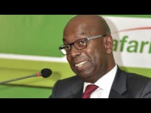 BREAKING: Safaricom CEO Bob Collymore is dead