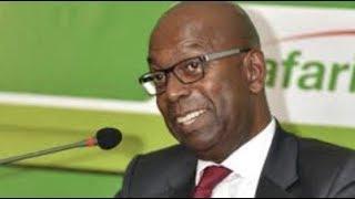 BREAKING: Safaricom CEO Bob Collymore is dead