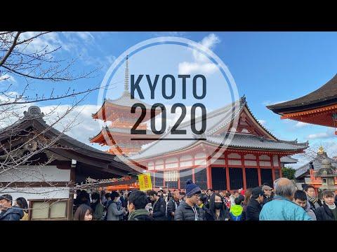 TOURISM KYOTO JAPAN 2020