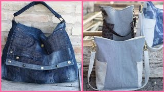 Exclusive New 2020 Denim Handbag Design