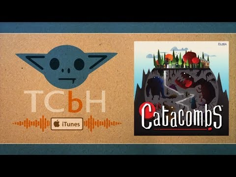 The Cardboard Herald reviews - Catacombs 3rd Ed