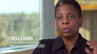 Ursula Burns: Growing Up Poor