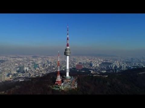 Te Invitamos a Un Recorrido Virtual En 4K Sobre Corea Del Sur