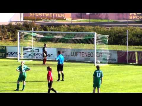 DFC Zeltweg - Kobenz Girls 10:0 ...