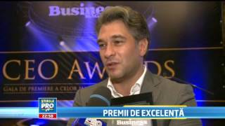 CEO Awards 2013