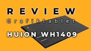 Review Grafiktablet Huion WH1409: Ausführlicher Erfahrungsbericht