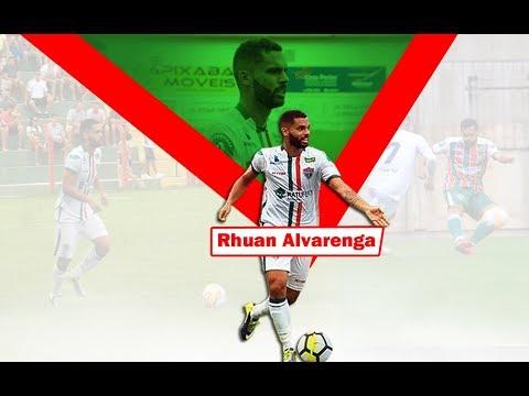 Rhuan Alvarenga Lateral direito/ right back 88