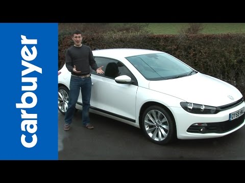 Volkswagen Scirocco (2008-2014) review - Carbuyer