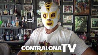 Extracto de las expresiones de Invader #1 en su entrevista a Contralona
