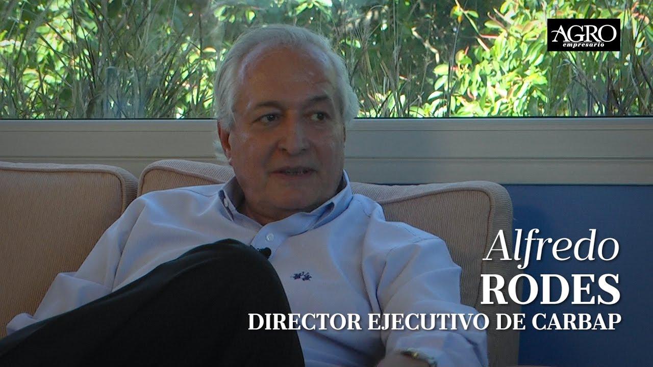 Alfredo Rodes - Director Ejecutivo de Carbap