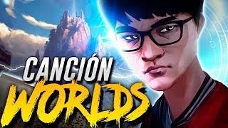 LA CAIDA DE FAKER *CANCION WORLDS 2018* - RISE (League of Legends)