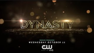 """I Want It All"" Featured on the Trailer for The CW's New Series ""DYNASTY"""