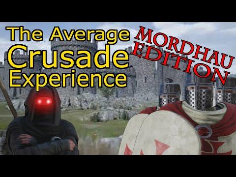 The Average Mordhau Crusader Experience