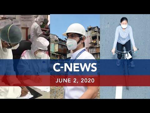 [UNTV]  UNTV: C-NEWS | June 2, 2020