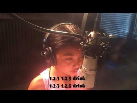 Sia - Chandelier (Full Cover By Sydney Haik   Lyrics ) HD_www.bursalagu.id.mp4