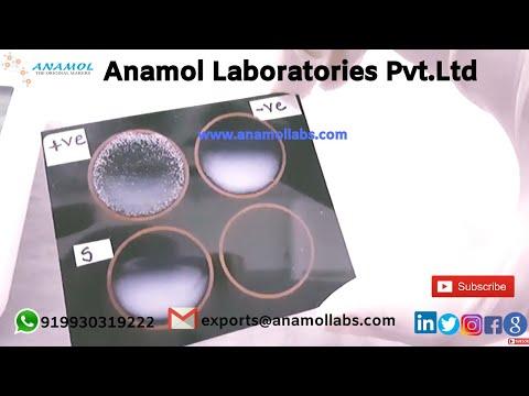Anamol RF Latex Slide Test Set (25T / 50 T / 100 T )
