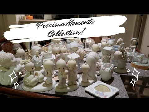 💕MY PRECIOUS MOMENTS COLLECTION│Unpack With Me !