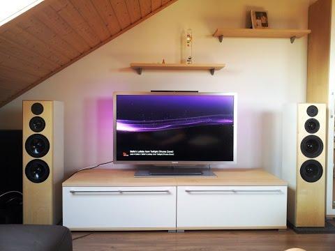 Lautsprecherbau Visaton Alto 3G Plus