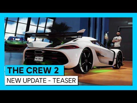 The Crew 2: New Update - Teaser | Ubisoft