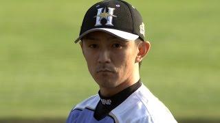 プロ野球パ増井、3者三振の完璧締めパーフェクトな25セーブ目2015/07/14F-H