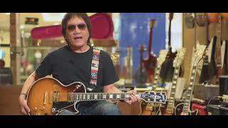 Gibson Les Paul Custom Pumpkin Assanee ทำไมต้องฟักทอง ?